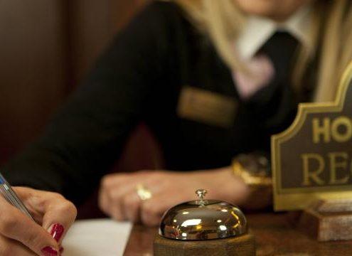 HOTELBEVEILIGING